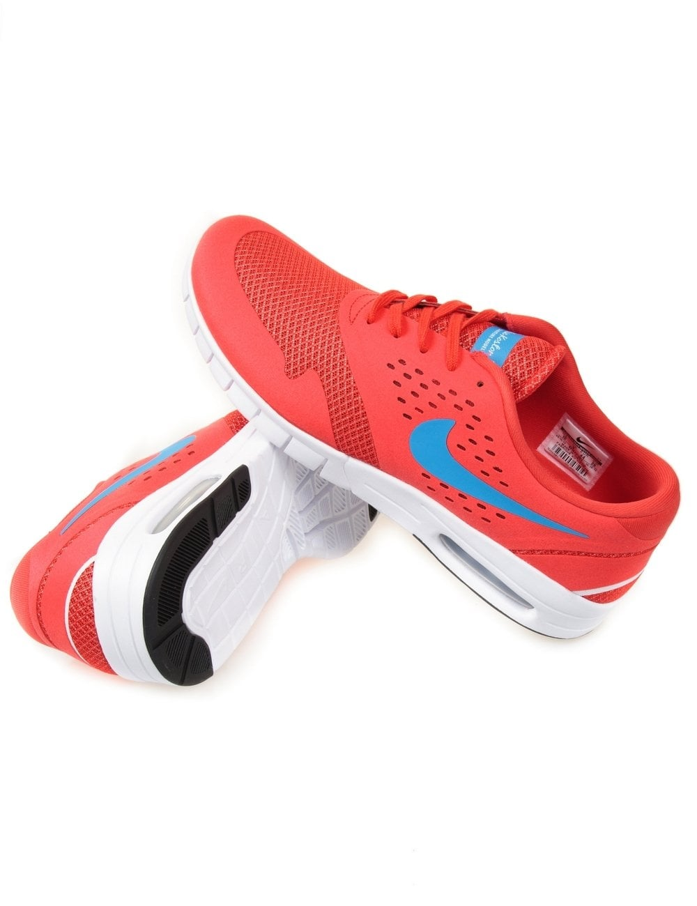 nike sb eric koston 2 max light crimson nike sb from. Black Bedroom Furniture Sets. Home Design Ideas