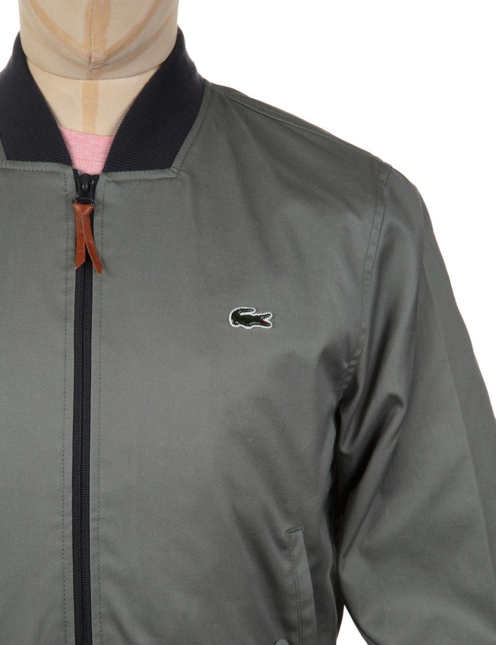 lacoste live blouson bomber jacket sergeant gravity lacoste live from fat buddha store uk. Black Bedroom Furniture Sets. Home Design Ideas