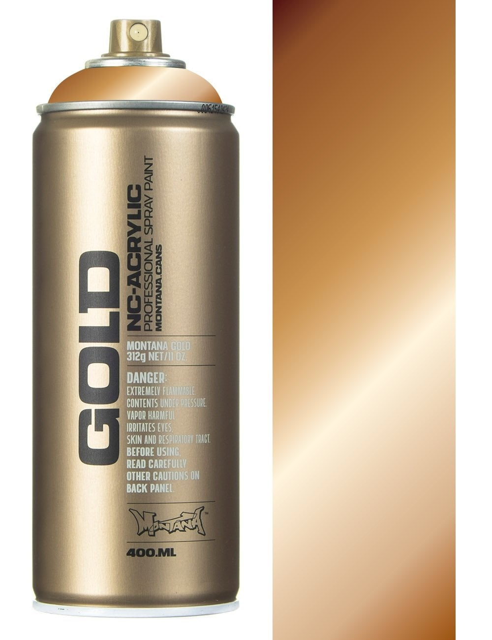 montana gold copper chrome spray paint 400ml montana. Black Bedroom Furniture Sets. Home Design Ideas
