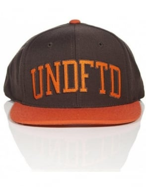 Undefeated Arc Ballcap - Brown