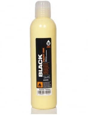 Montana Black Easter Yellow - 200ml Paint Refill