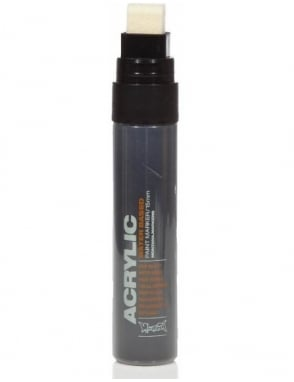 Montana Gold Shock Black - 15mm Acrylic Paint Marker