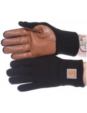 Carhartt Logg Gloves - Black