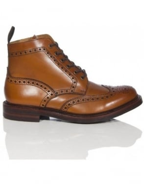 Loake Bedale Boot - Tan