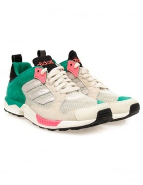 Adidas Originals ZX 5000 Response Shoes - Ecru
