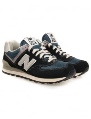 New Balance ML574DNA - Navy
