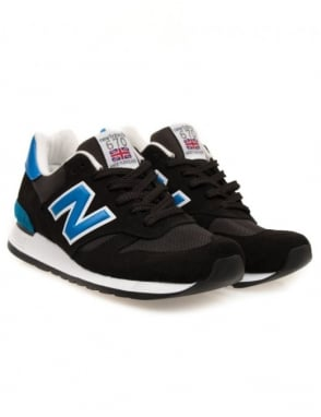 New Balance M670SKB - Black