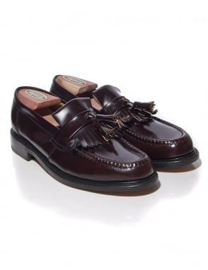 Loake Brighton - Oxblood