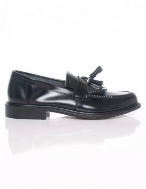 Loake Brighton Shoes - Black