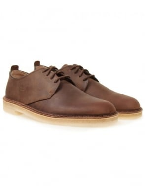 Clarks Originals Desert London Shoes - Beeswax