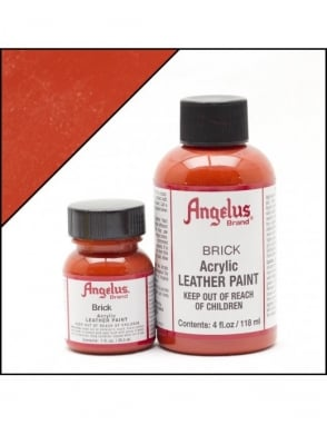 Angelus Dyes & Paint Brick 1oz - Leather Paint