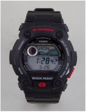 G-Shock G-7900-1ER Watch - Black/Red