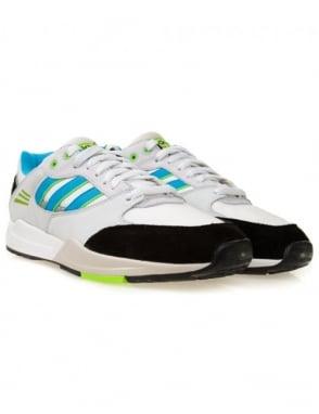 Adidas Originals Tech Super Shoes - Neo White