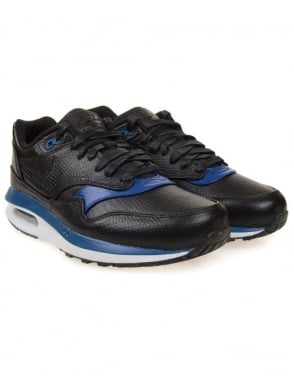 Nike Air Max 1 Lunar Deluxe - Black