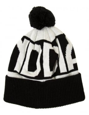 Diamond Supply Co Caroline PomPom Beanie - Black