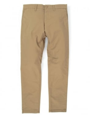 Carhartt Sid Pant - Leather