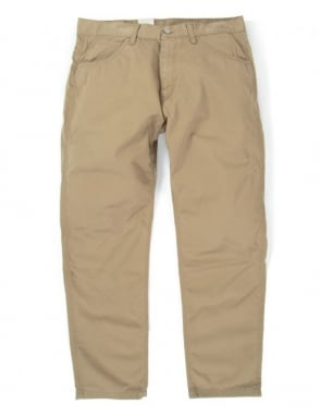 Carhartt Skill Pant - Leather