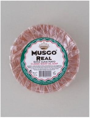 Musgo Real Glycerin Oil Soap - Classic Scent