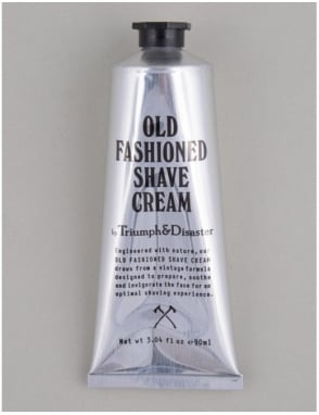 Triumph & Disaster Old Fashioned Shave Cream - Tube