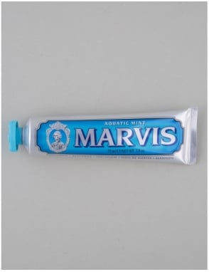 Marvis Aquatic Mint - Toothpaste (75ml)