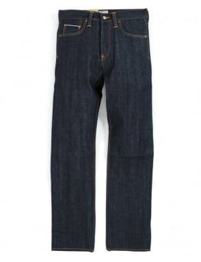 Edwin Jeans ED-39 Denim - Unwashed (Red Listed Selvedge)
