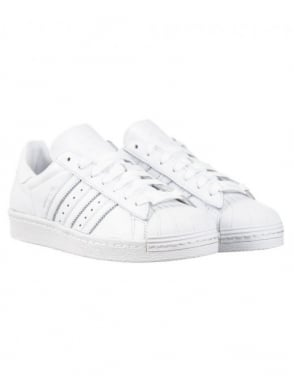 Adidas Originals Superstar 80s Gonzales Shoes - Wht/Wht