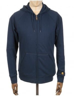 Carhartt Hooded Chase Jacket - Colony