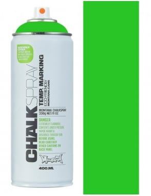 Montana Black Chalk Spray - Green