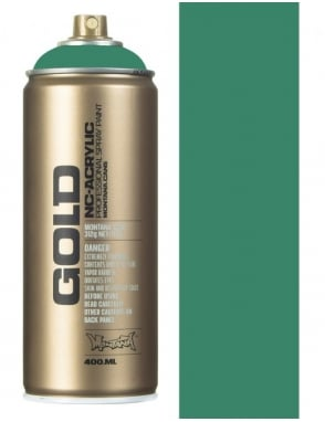 Montana Gold Malachite Dark Spray Paint - 400ml
