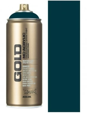 Montana Gold Petrol Spray Paint - 400ml
