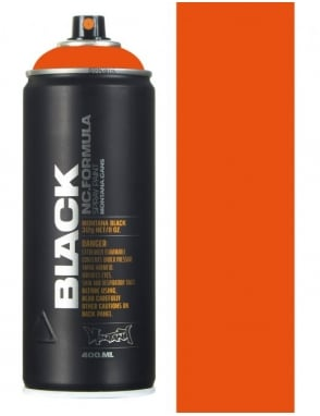 Montana Black Halloween Spray Paint - 400ml