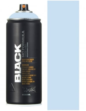 Montana Black Ice Blue Spray Paint - 400ml