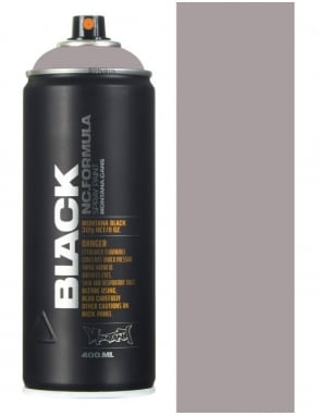 Montana Black Ghetto Spray Paint - 400ml