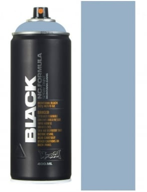 Montana Black Trout Spray Paint - 400ml