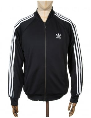 Adidas Originals Superstar Tracktop - Black