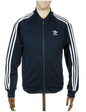 Adidas Originals Superstar Tracktop - Legend Ink