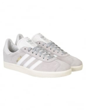 Adidas Originals Gazelle OG Shoes - Clear Onix/White