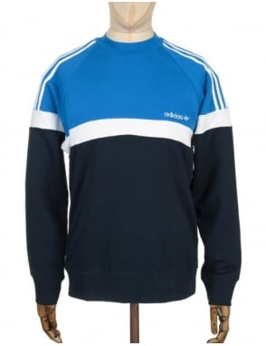 Adidas Originals Itasca Sweatshirt - Legend Ink