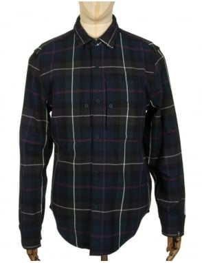 Roamers and Seekers Blackwatch Shirt - Alpine