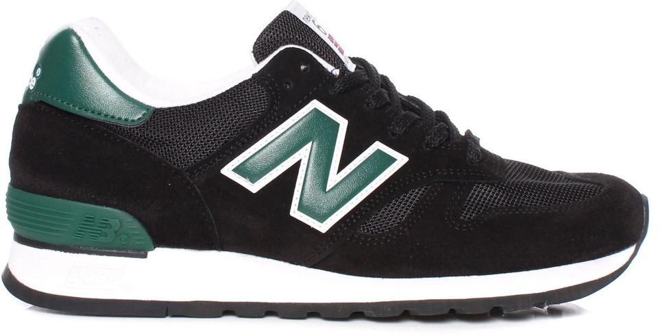 New Balance Black And Green