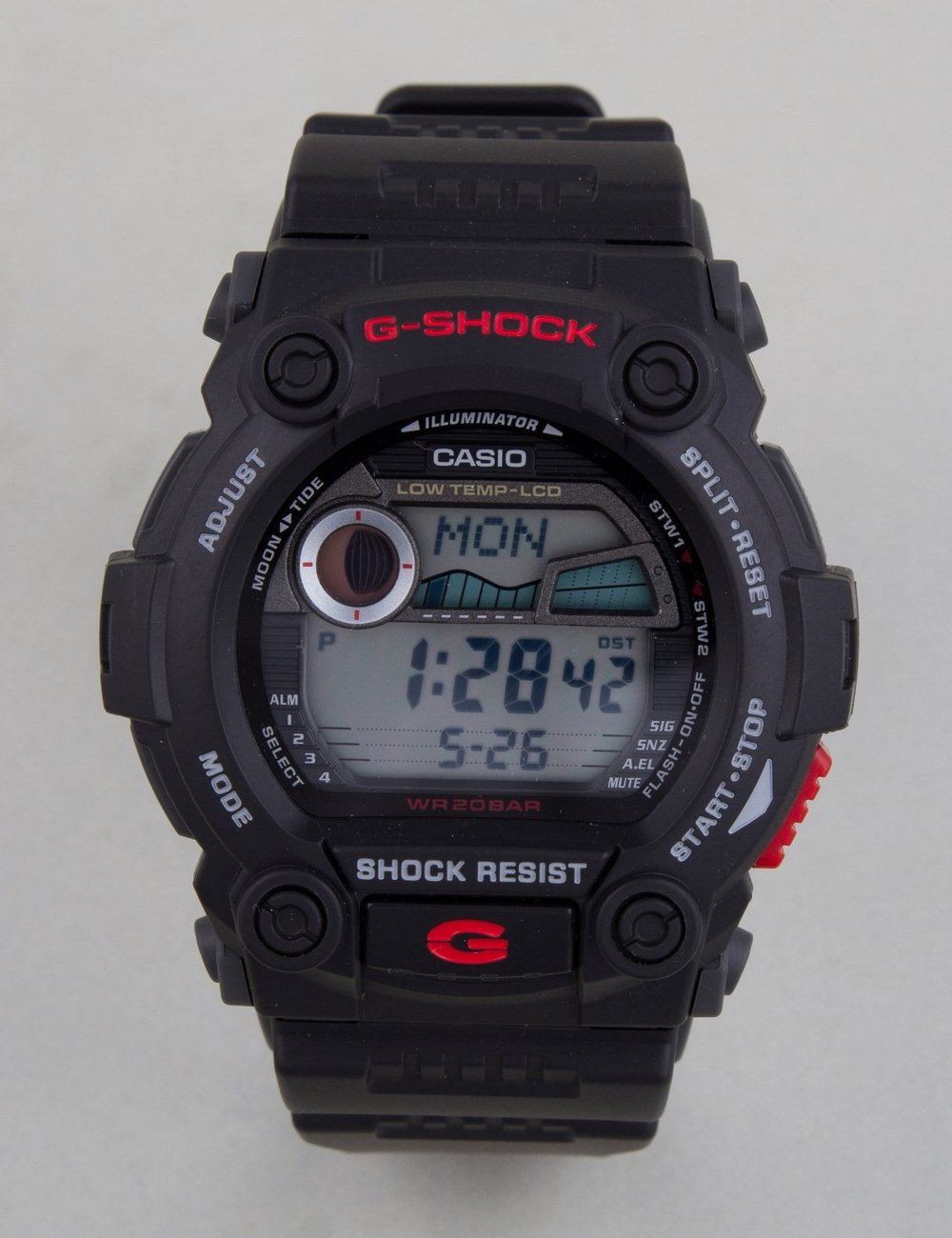 How To Spray Paint A Gshock Watch