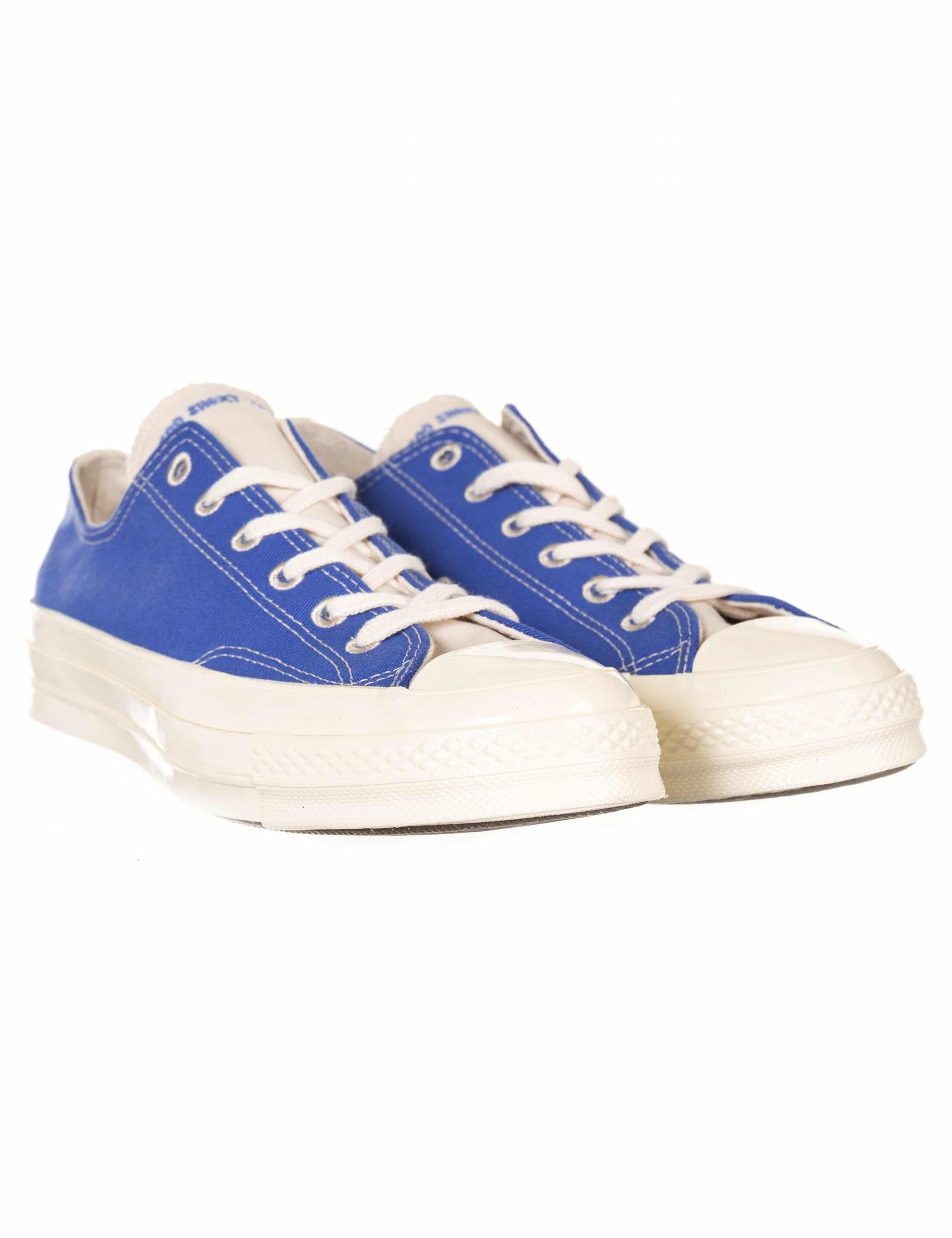 confirmar carro Independientemente  Converse 1970s Chuck Taylor All Star Renew Ox Trainers - Ozone Blue -  Footwear from Fat Buddha Store UK