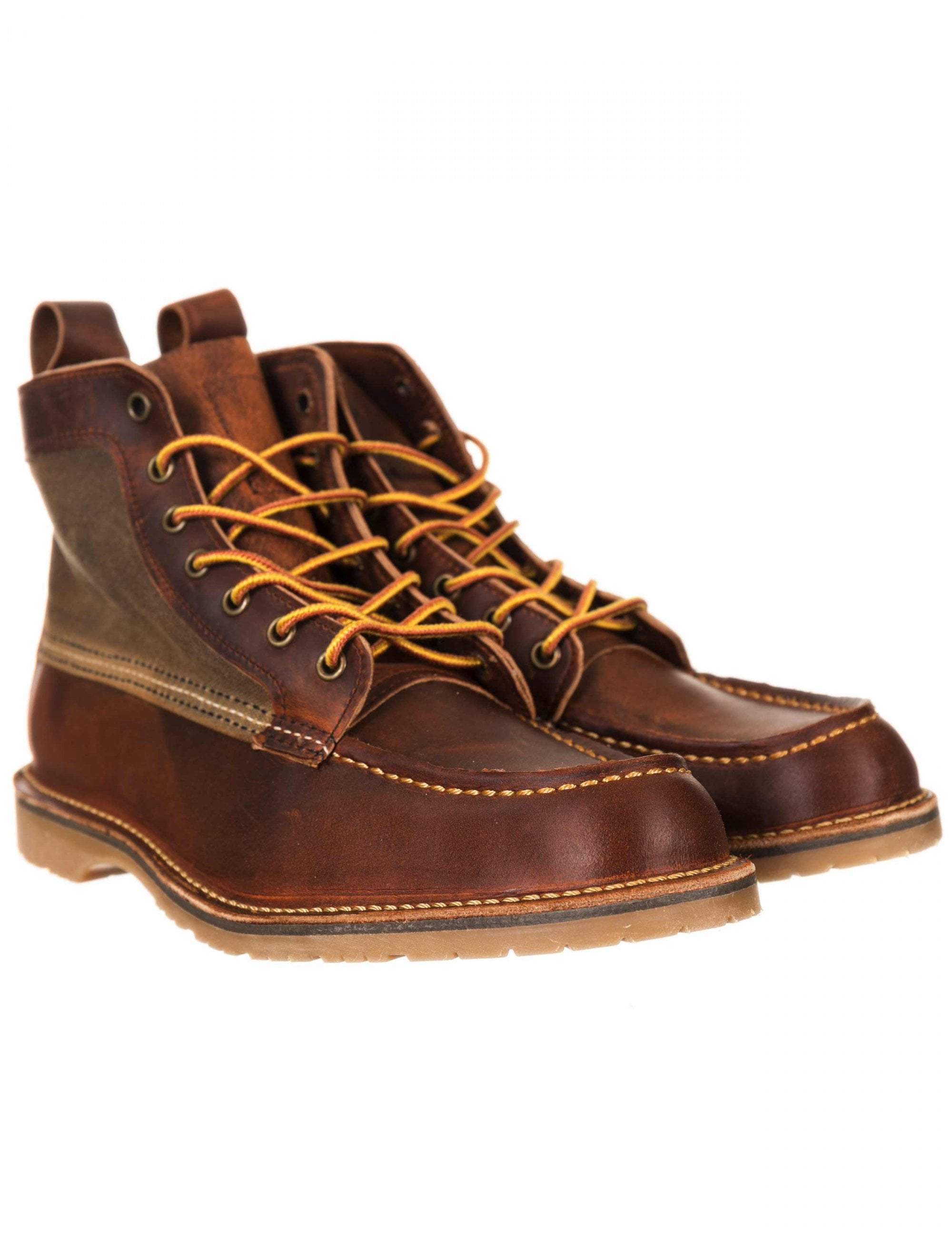 Red Wing 3335 Wacouta Boot | Copper | 03335