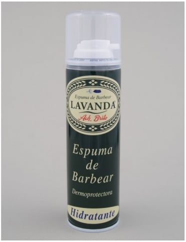Lavanda Shaving Foam Can (200ml)