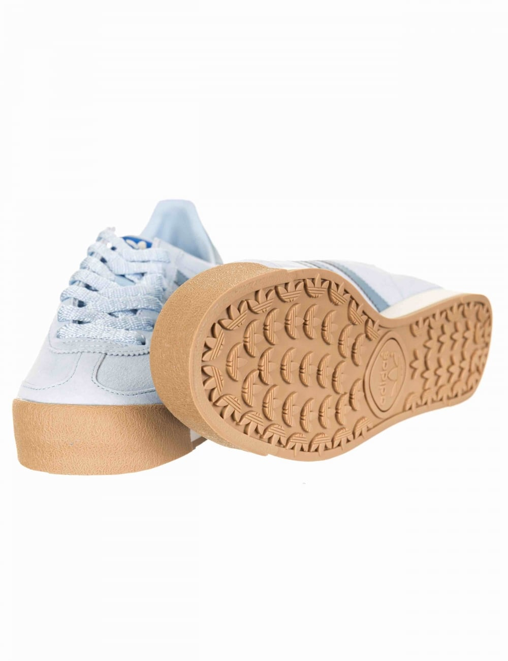 Adidas Originals Samoa Vintage Shoes - Vintage Talc Blue Chalk White ... e5426b0a7