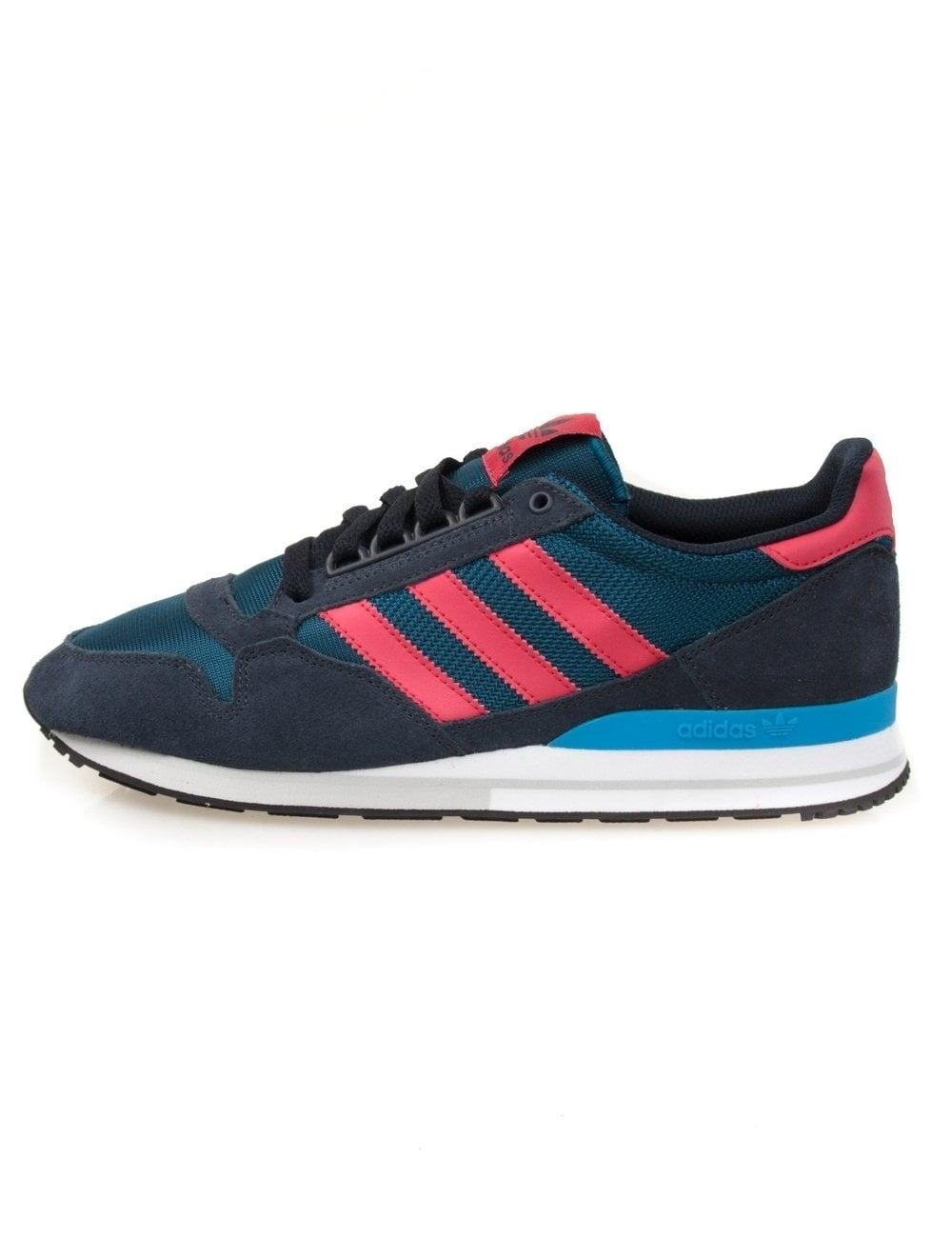 e5332b9a41dfc Adidas Originals Adidas ZX 500 OG - Tribe Blue - Footwear from Fat ...