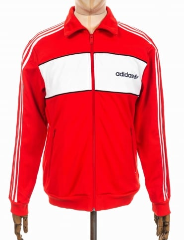 Block Tracktop - Core Red