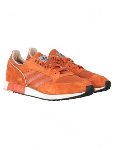 Adidas Originals Boston Super Shoes - Fox Red