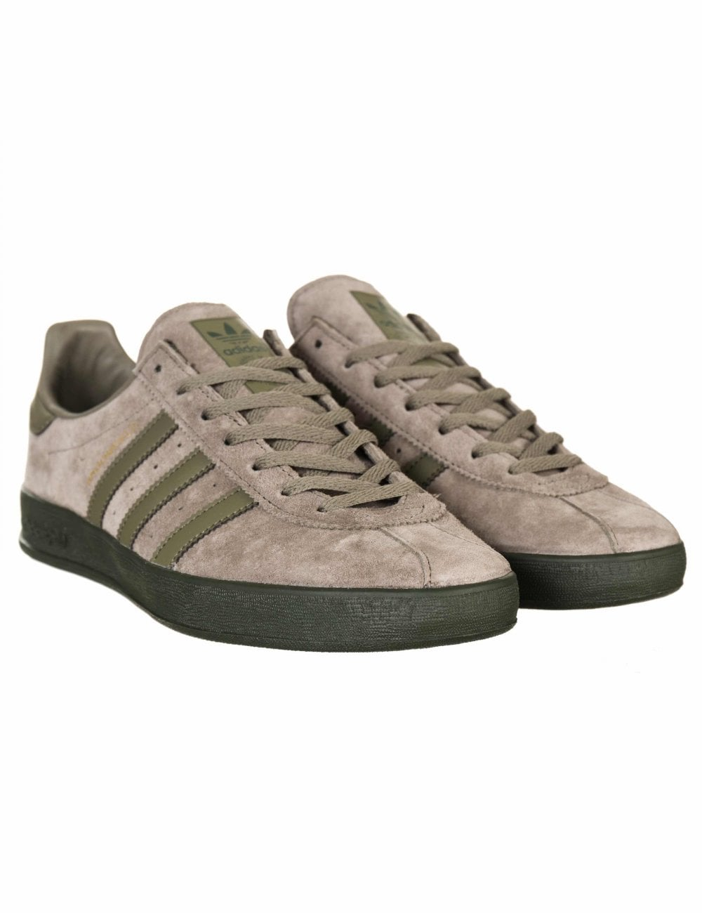 sneakers for cheap 4ccf7 972d2 Adidas Originals Broomfield Trainers - Trace Cargo
