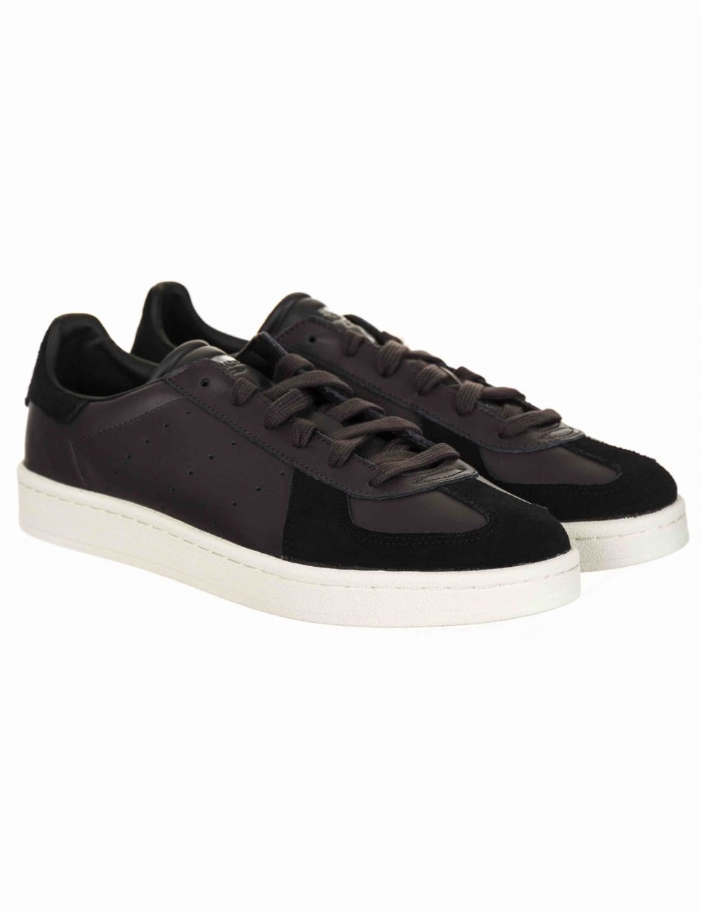 6151a751b038 Adidas Originals BW Avenue Trainers - Core Black Off White ...
